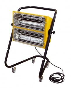 Elektryczny Promiennik Podczerwieni HALL 3000