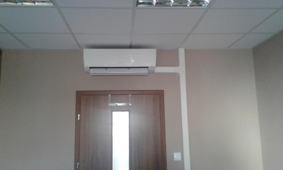 Dostawa oraz montaż klimatyzacji i wentylacji