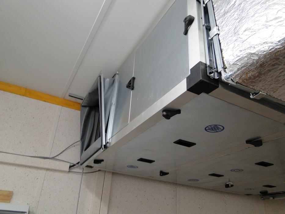 KAN-BUD - montaż instalacji wentylacyjnej