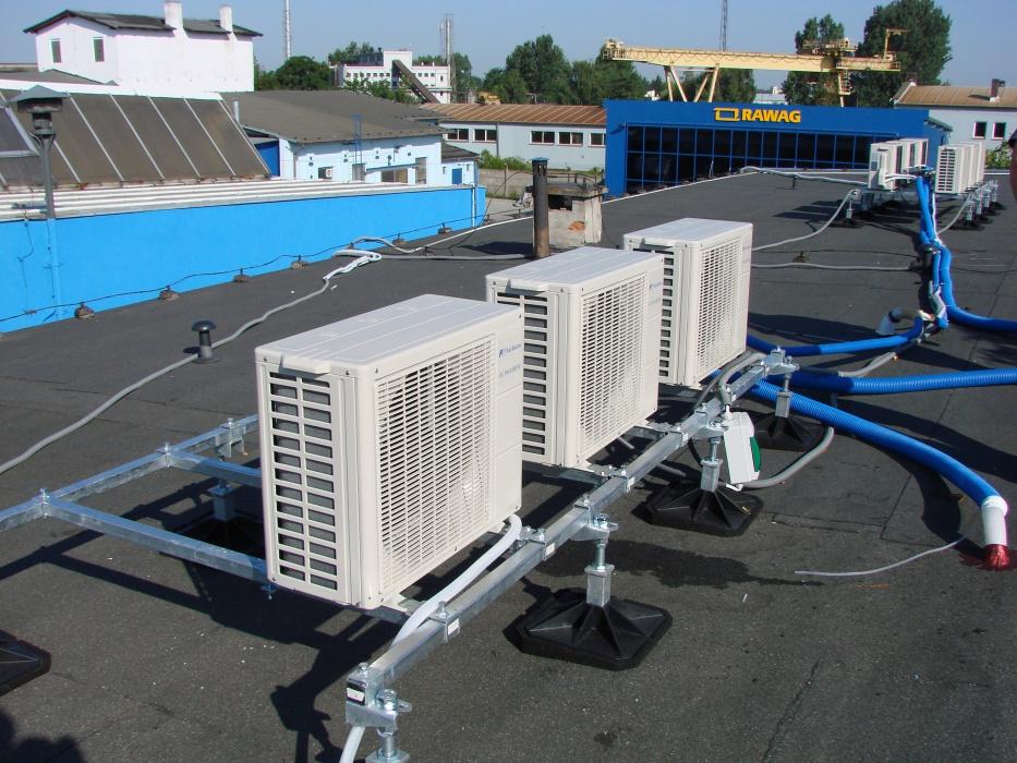 RAWAG - montaż klimatyzacji