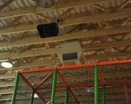 Montaż klimatyzacji ewaporacyjnej - Park Family Fun, Oświęcim