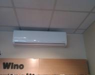 Montaż klimatyzacji - stacja JESPOL, Święciechowa
